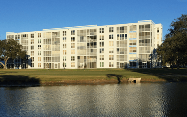 700-unit senior community in Bradenton, Florida