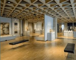 Yale Art University ceiling design