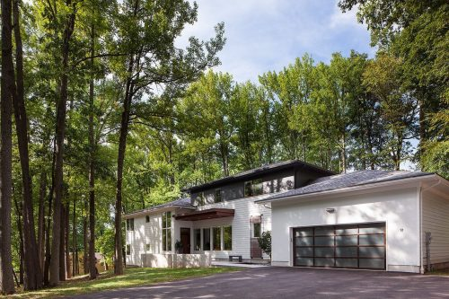Northern New Jersey mid-century revival