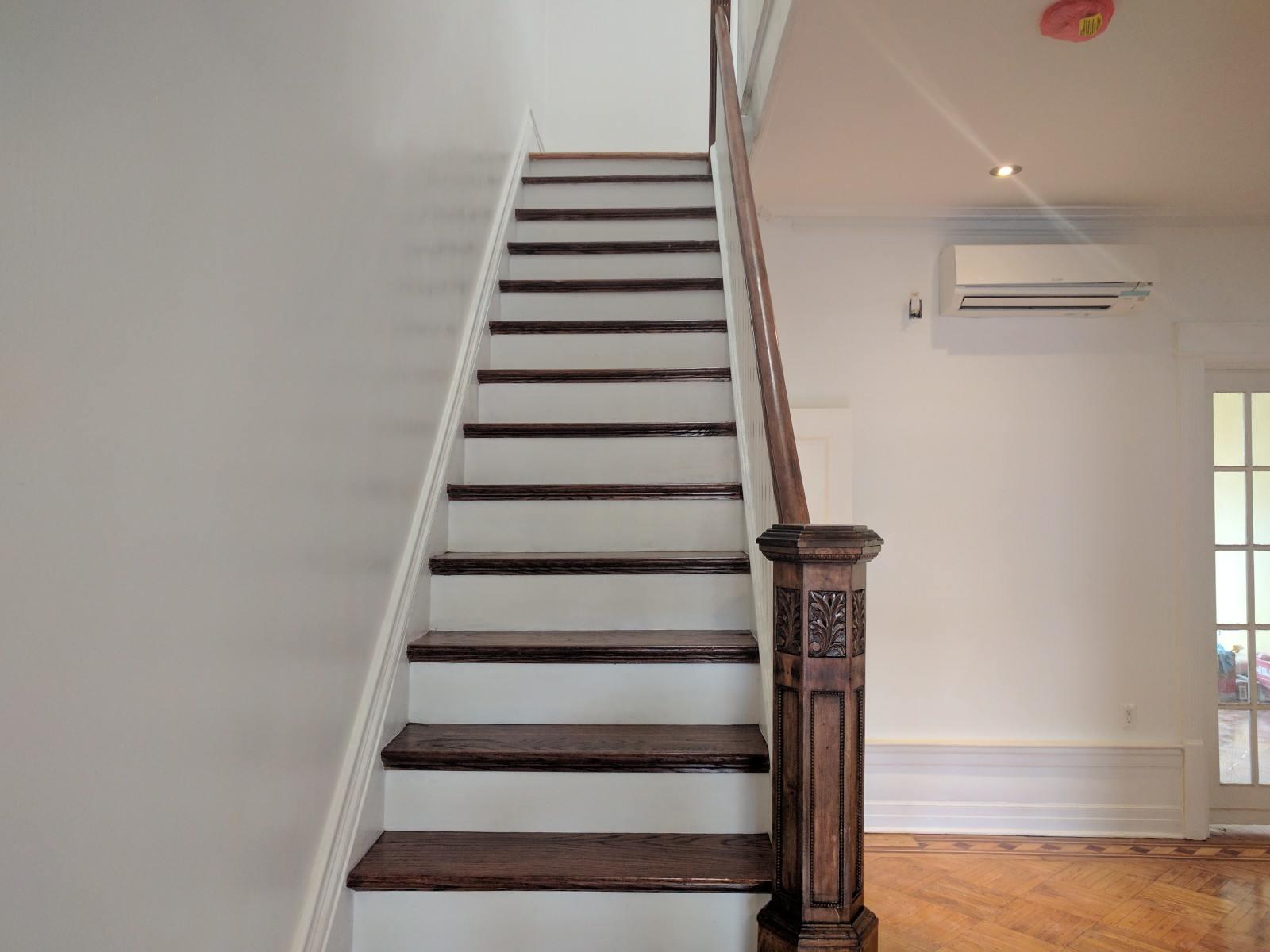 Stair Restoration After