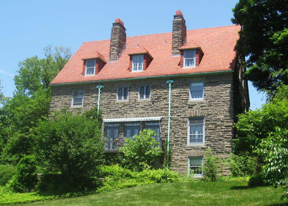 Hundred Year Old House in Philadelphia's Chestnut Hill