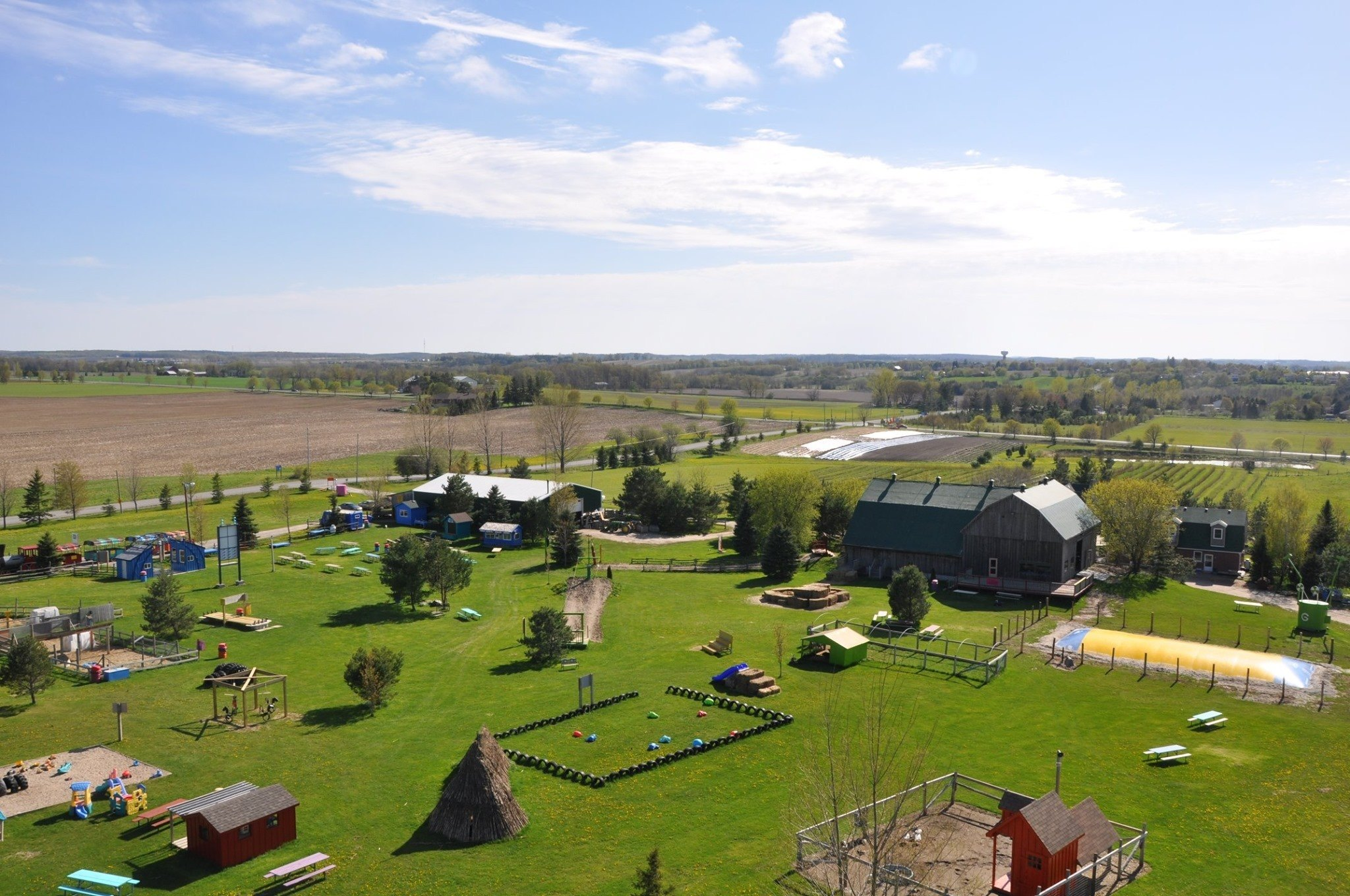 Agritourism For Your Family Farm. Project photo by VELD architect.
